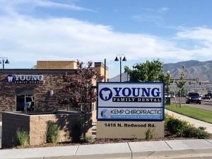 Draper Utah Multi Tenant Sign